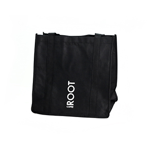 Root Shopper Bag (Black)
