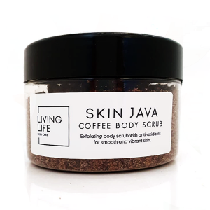 Living Life Skin Care - Skin Java - Coffee Body Scrub